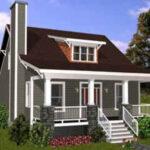 Plano Gratis de casa de 93 metros cuadrados