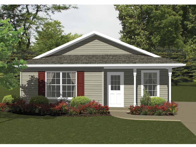 Plano gratis de casa 2 dormitorios 68 metros cuadrados for Colores para pintar una casa pequena por fuera