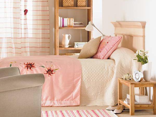 Decoraci n de dormitorios c modos for Dormitorios comodos
