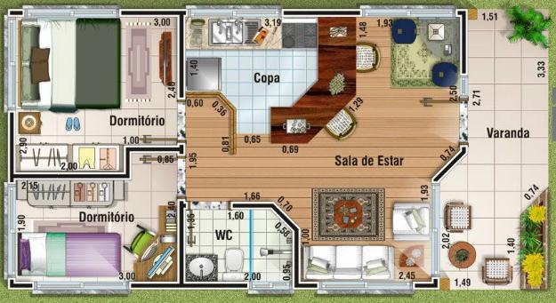 Pin planos casas gratis casa americana pelautscom on pinterest - Planos de casas de 2 plantas ...