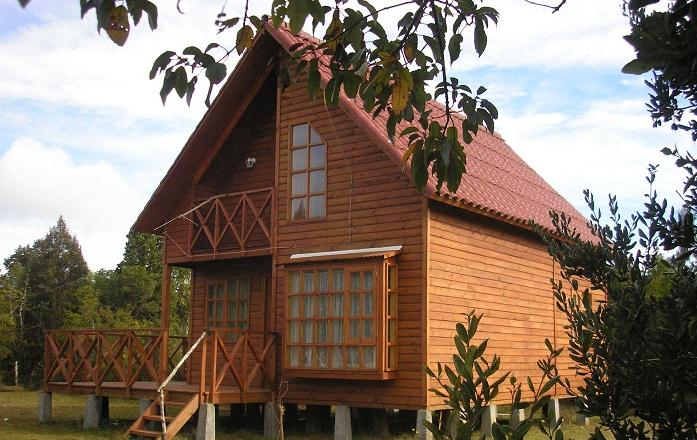 Dise os y planos de ksas casas de madera - Disenos casas de madera ...