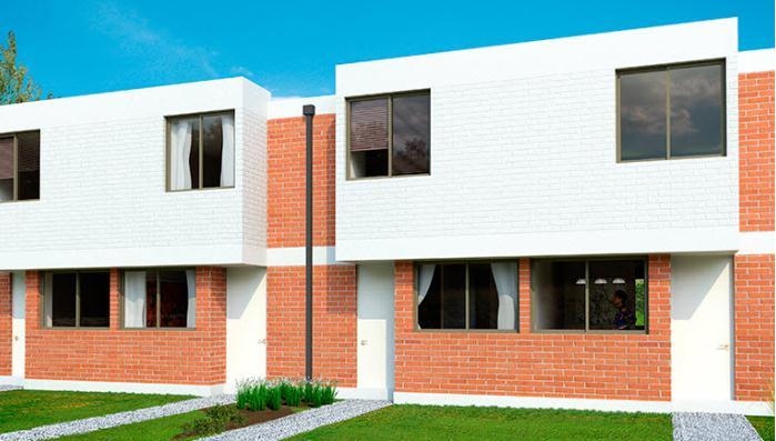 Plano de casa pareada - Planos de casas pareadas ...