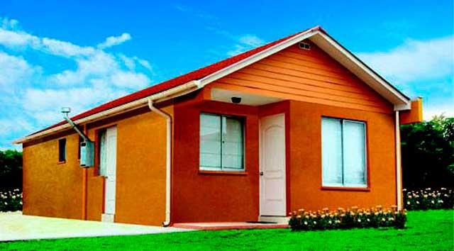 3 Dormitorios, 2 Baños (59 m²).