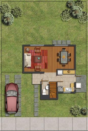 plano primer piso
