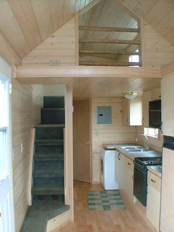 Incre ble dise o y plano de casa rodante de dos pisos for Diseno para casas de 2 pisos