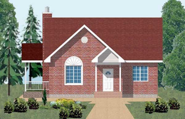 Plano de casa de dos pisos bonita y simple for Modelo de fachadas de viviendas