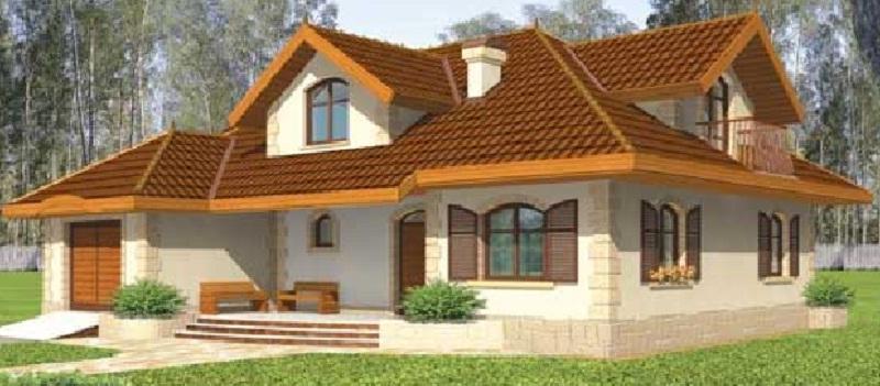 Plano de casa grande de mas de 200 m2 habitables for Planos de casas 200m2
