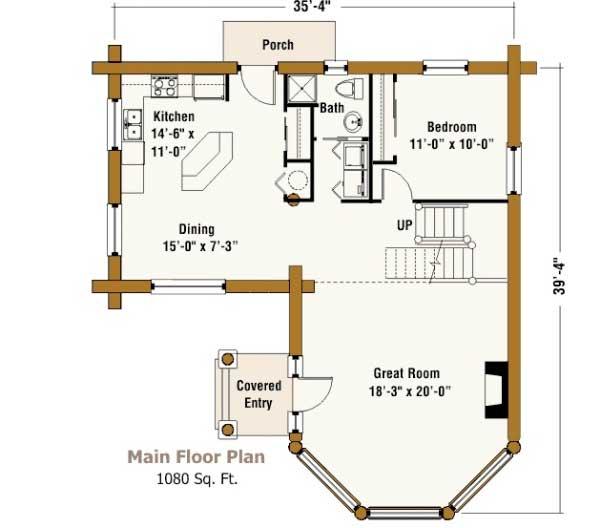 Guest House Plans For Backyard : ac? tambi?n podemos ver el plano del segundo piso