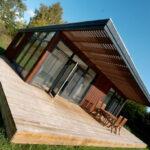 Espectacular Plano de casa prefabricada y eficiente de 50 m2