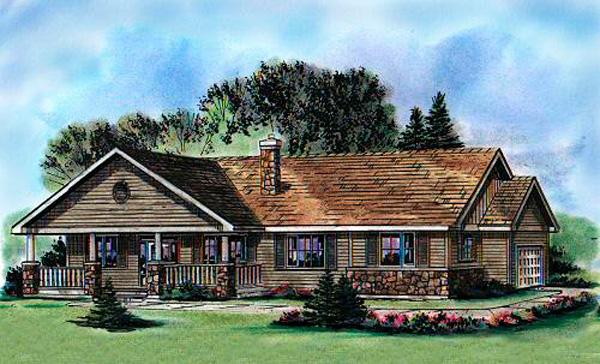 Los 10 mejores planos de casas de todos los tiempos for Plano casa campo