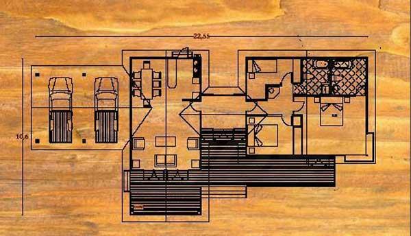 Planas de caba a de 167m2 muy grande y lujosa for Planos de pisos de lujo