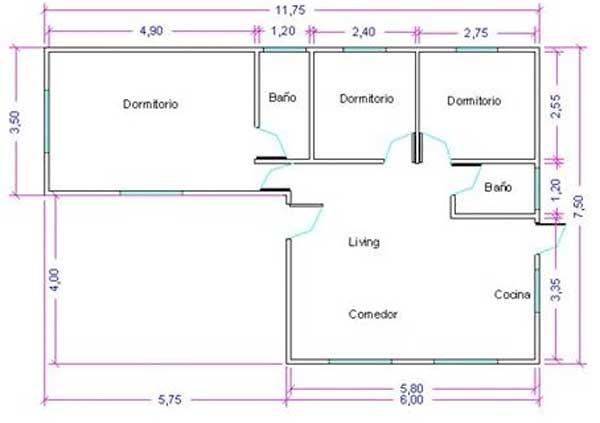 Top ver disenos de casas gratis wallpapers - Planos de casas de madera ...