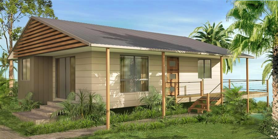 Planos de hermosa casa de 80 metros cuadrados for Foto casa gratis