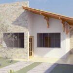 Planos de casas para terreno angosto de 70m2