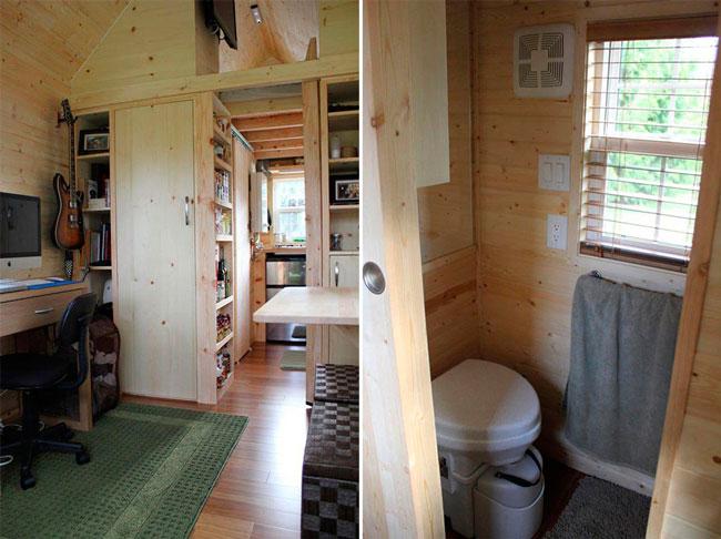 Dise o de casa rodante de madera - Como se hace una casa de madera ...