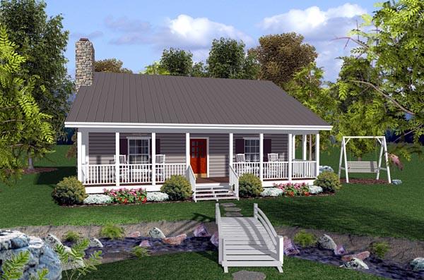 Plano casa campestre de 122m2 plano casa de campo de 122m2 for Ver planos de casas