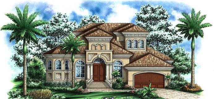 Plano de casa grande un sue o de plano de casa for Casas con planos y fotos