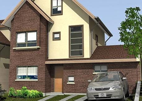 Plano de esplendida casa de 3 pisos de 140 m2 for Planos de casas de 3 pisos