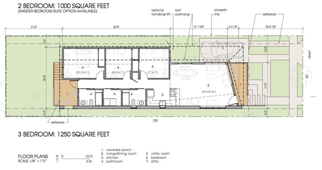 Plano de casa ecol gica en pdf dise ada por billes for Modelo de fachadas de viviendas
