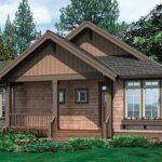 Plano de casa grande y acogedora de 130 m2 y 3 dormitorios