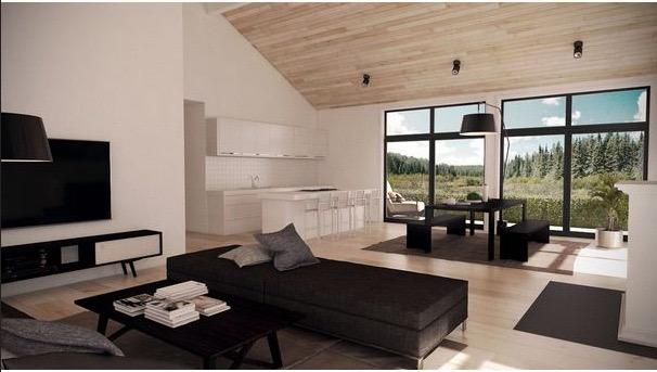 Plano De Casa Grande De 3 Dormitorios Muy Confortable