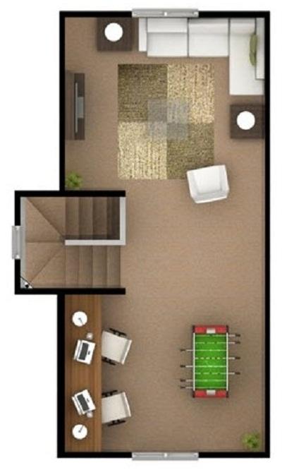 plano tercer piso 3