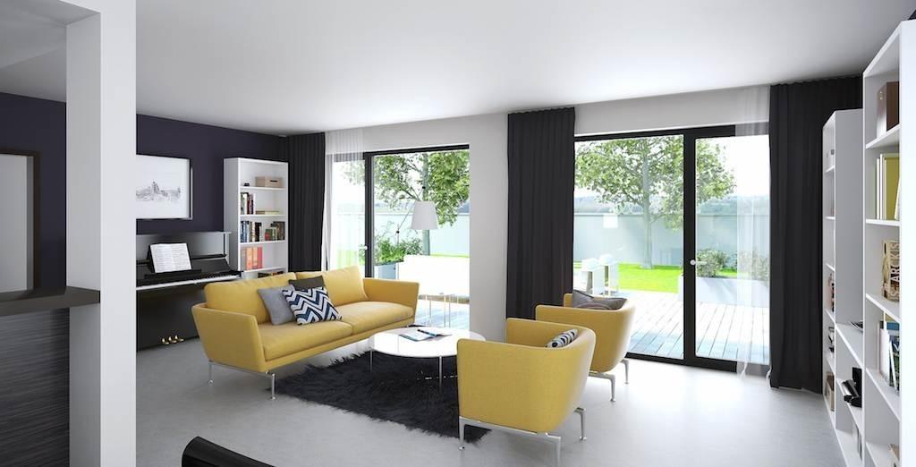 interior sala de estar
