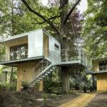 pequena casa en el arbol planos 001