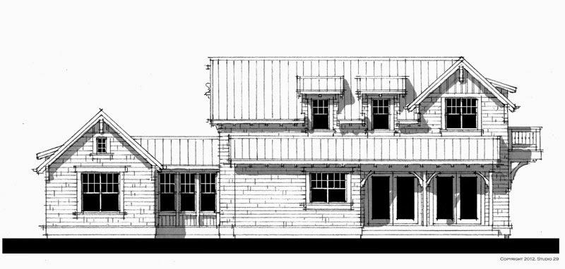 cabanas 108 m2 fachada