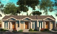 fachada casa plano de casa continuo