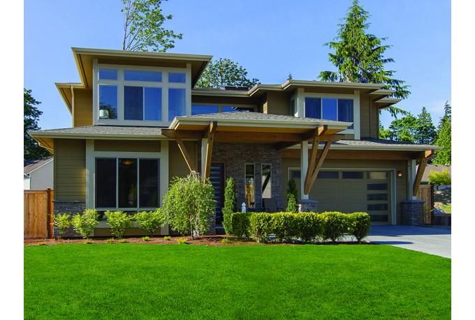 Plano de casa grande lujosa y moderna - Fotos de casas grandes ...