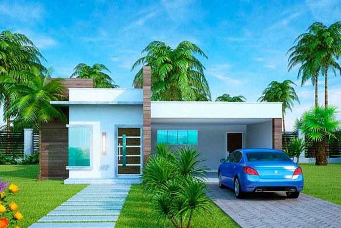 fachada-casa-moderna-pequena-eficiente-plano-de-casa