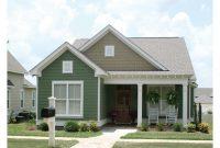 fachada plano de casa clasico y acogedor