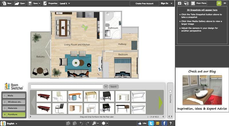 5 herramientas para dibujar y hacer planos de casas online On crear planos de casa online gratis