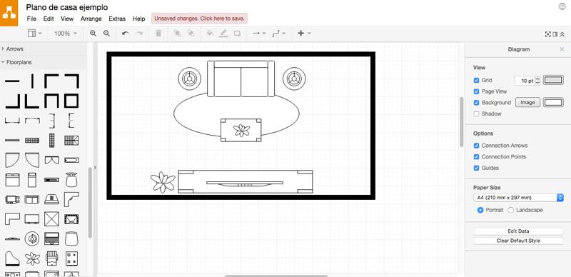5 herramientas para dibujar y hacer planos de casas online - Hacer plano de mi casa ...