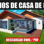planos de casa gratis de 1 piso con 3 dormitorios 2 banos gratis bajar plano de casa